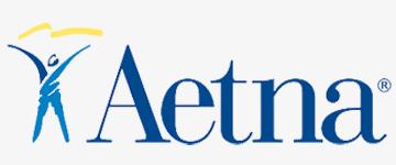 Aetna insurance logo representing Employee Benefits Commercial Insurance