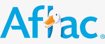 Aflac insurance logo representing Employee Benefits Commercial Insurance