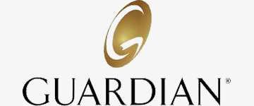 Guardian insurance logo representing Employee Benefits Commercial Insurance