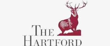 Hartford insurance logo representing Employee Benefits Commercial Insurance