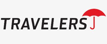 Travelers Insurance Logo representing Employee Benefits Commercial Insurance