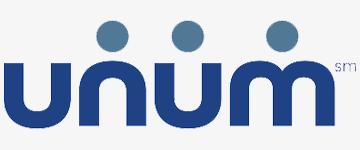 Unum insurance logo representing Employee Benefits Commercial Insurance